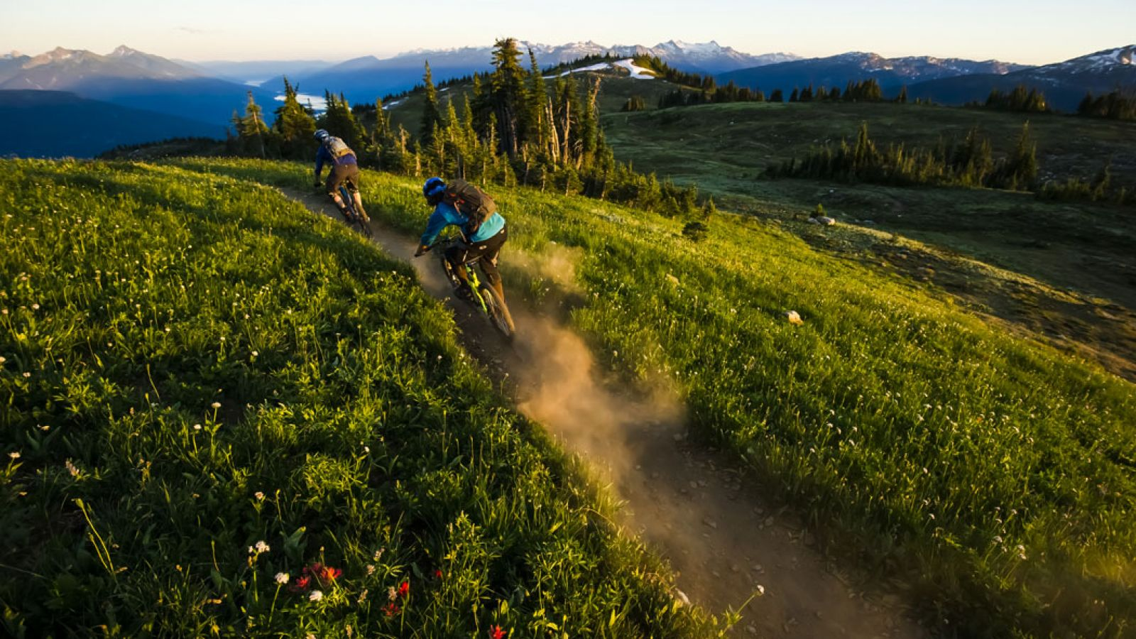 Revelstoke is home to hundreds of world-class trails.