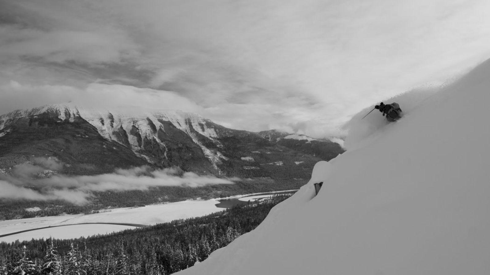 Winter brings outstanding snowsports at Revelstoke Mountain Resort.