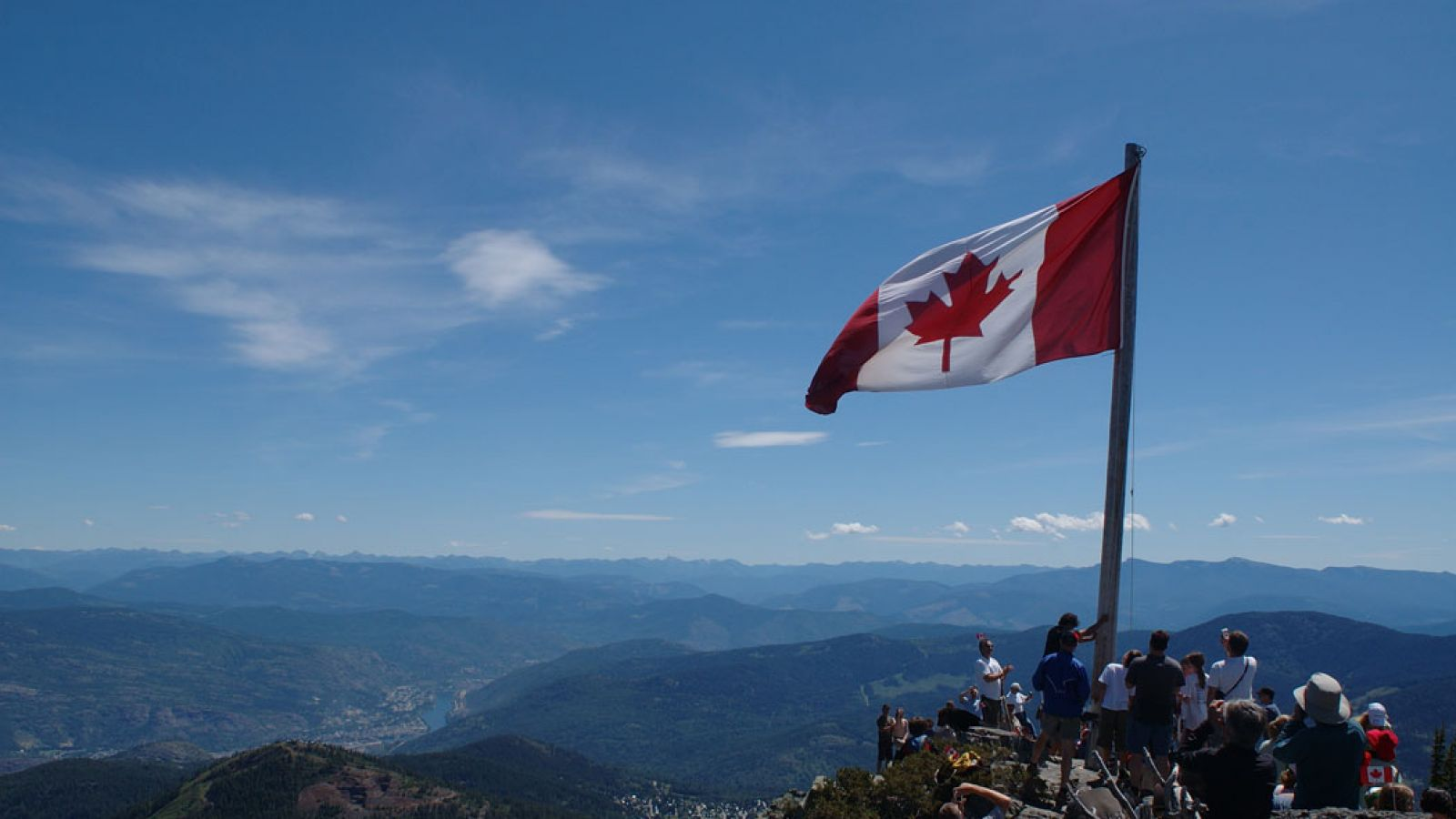 Hike to the summit of Mount Roberts.