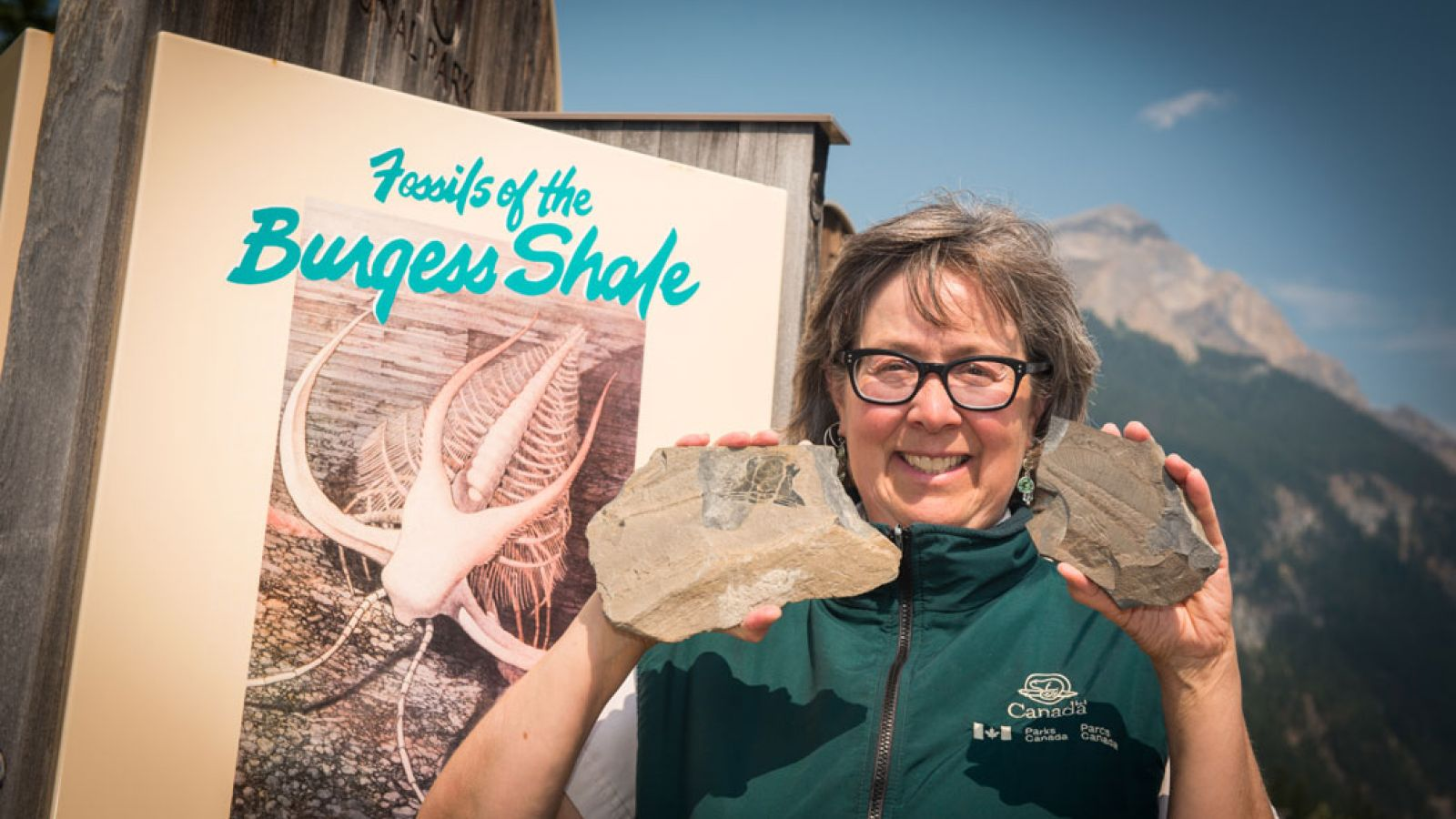Burgess Shale Guided Hikes.