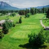 The course has a convenient location in the community of Fernie.