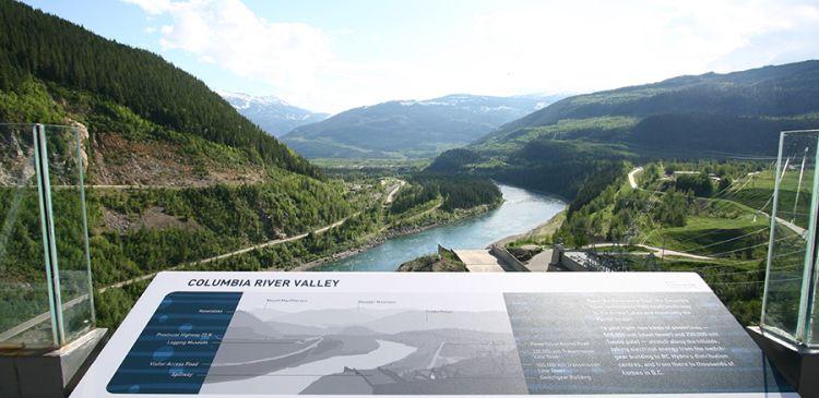 Revelstoke Dam Visitor Centre, BC Hydro