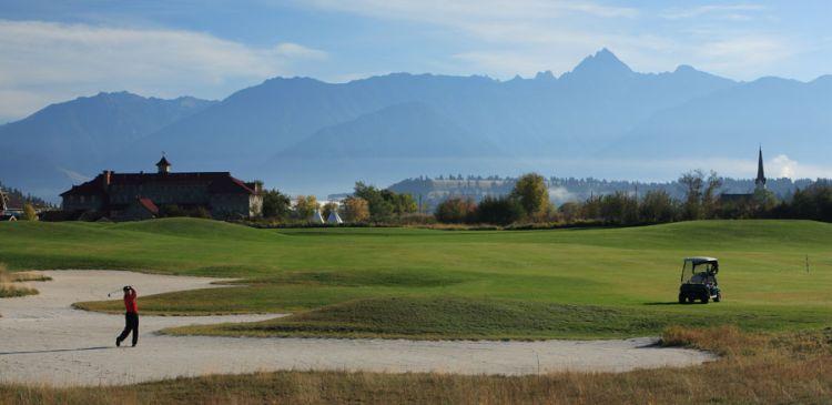 St. Eugene Golf Resort