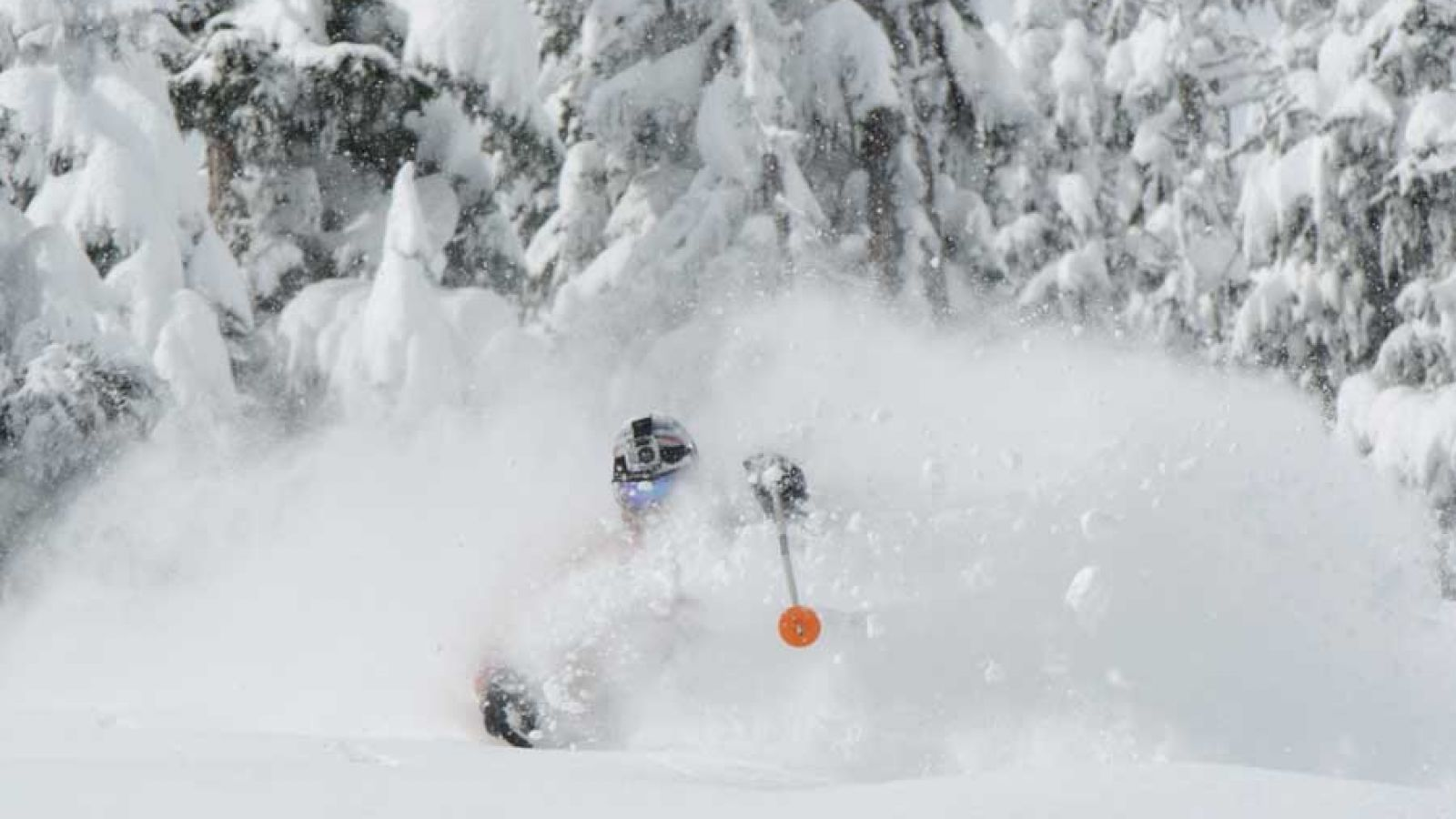 Outstanding terrain and snow; Craig McGee photo.