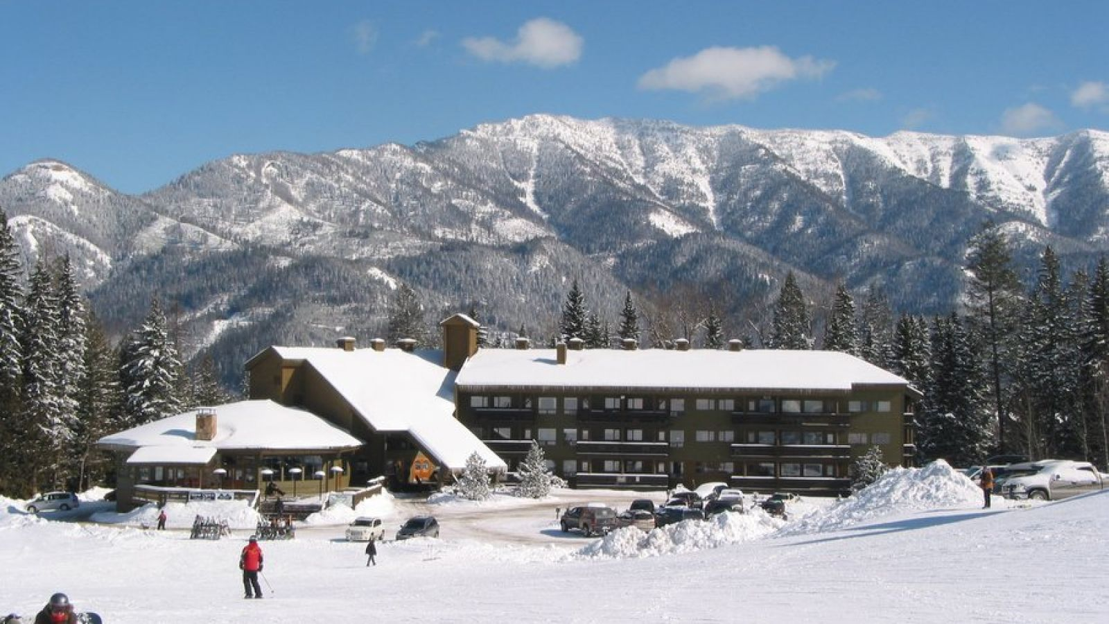 Located on-mountain at the Fernie Alpine Resort.