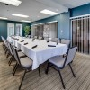 Comfortable and functional meeting rooms.