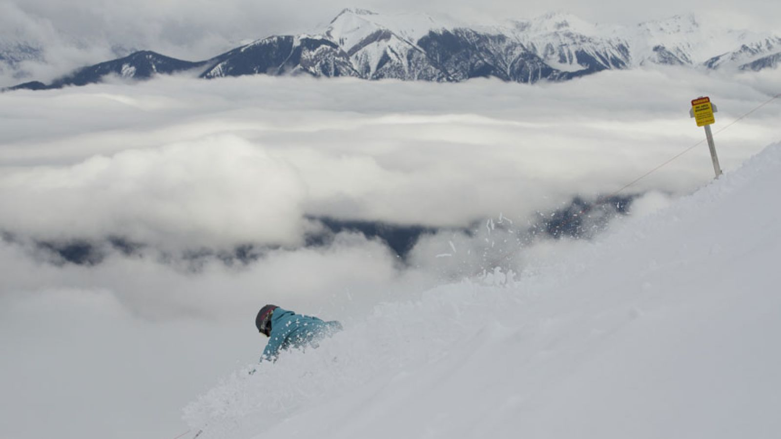 Champagne Powder Capital of Canada.