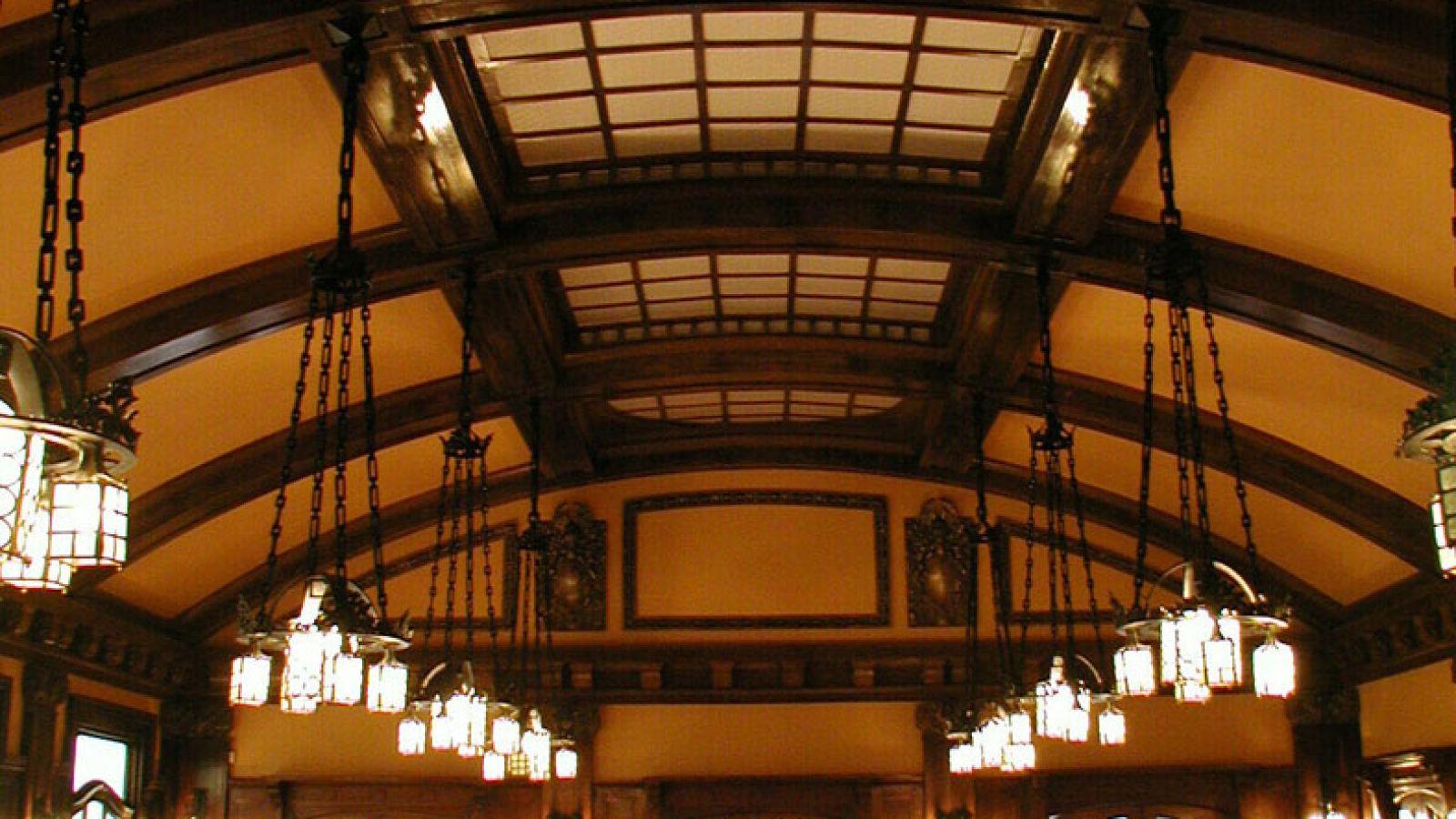Royal Alexandra Hall.