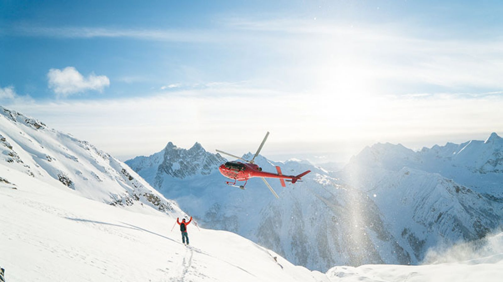 Rated Canada's Best Heli-skiing by SKIING Magazine in 2011.