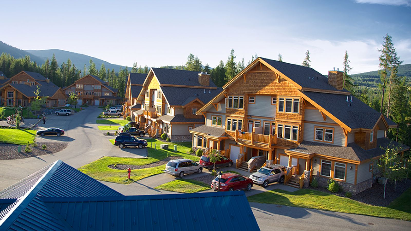 Located in the Kimberley Alpine Resort village.