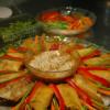 Gourmet cuisine.