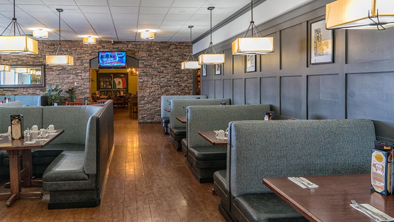 Ricky's Restaurant.
