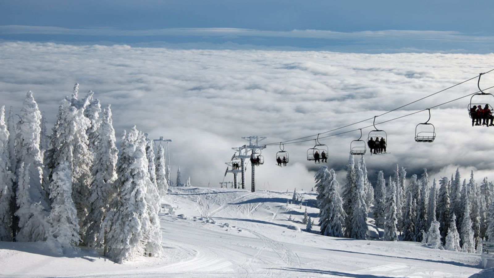 The resort offers 7 chairlifts.
