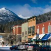 Downtown Rossland.