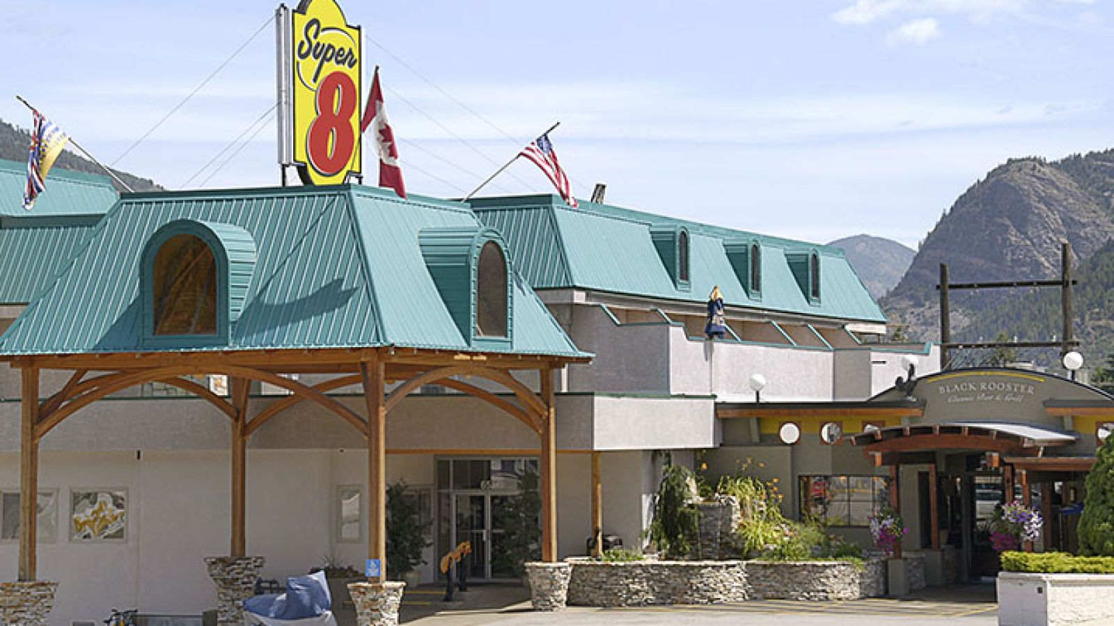 Welcome to the Super 8 Castlegar.