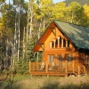 Deer Crossing Cabin.