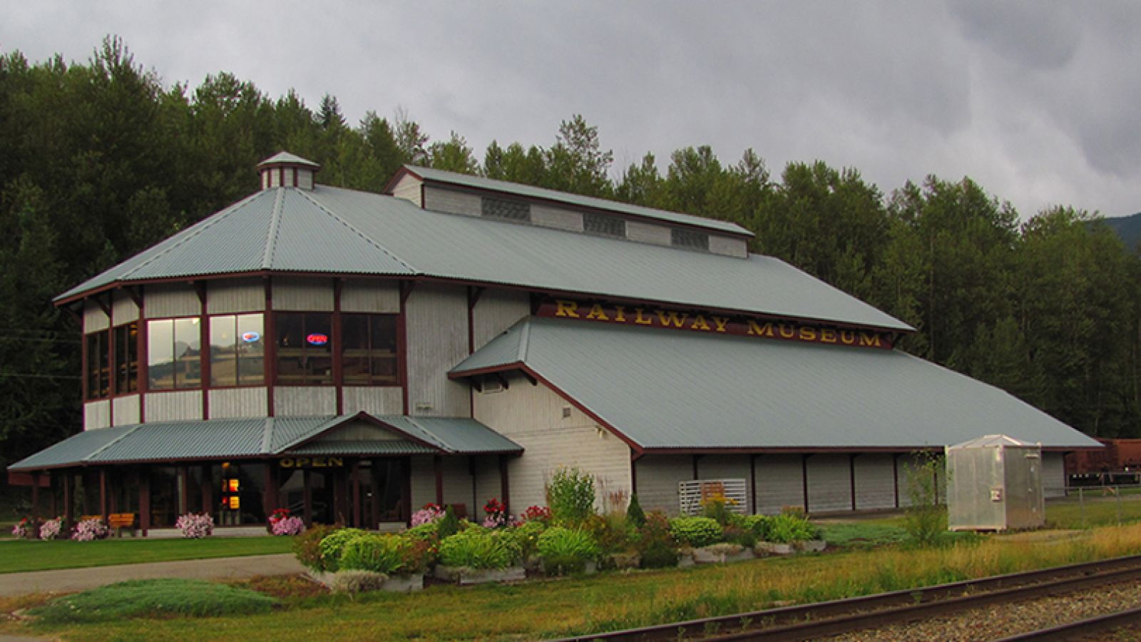 Discover the history of the Canadian Pacific Railway in the Columbia Mountains at the Revelstoke Railway Museum.