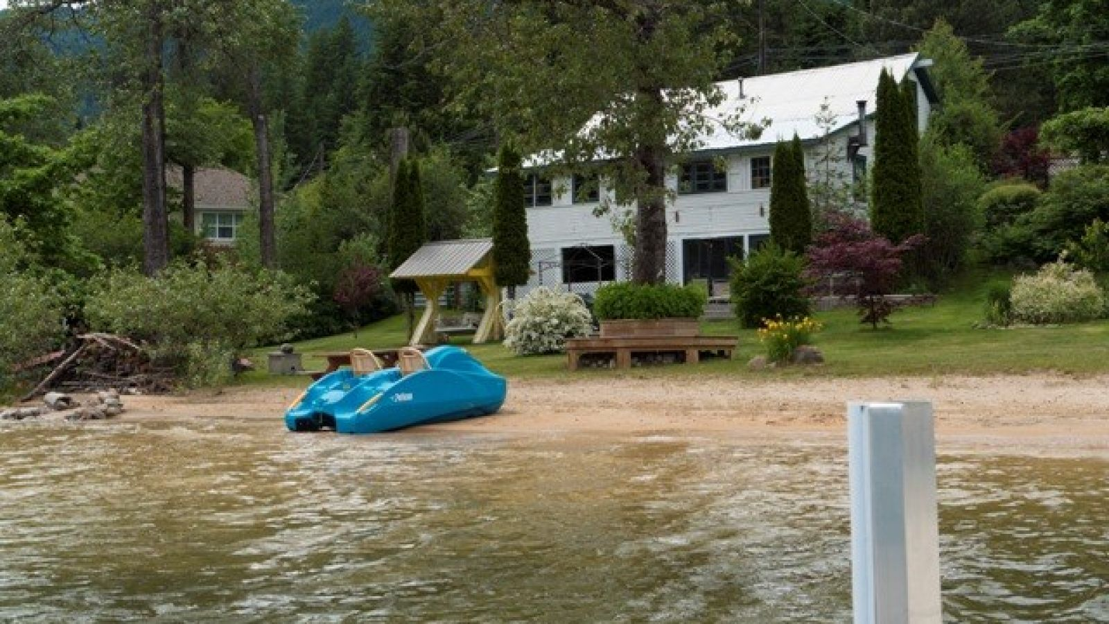 A beautiful property on Kootenay Lake.