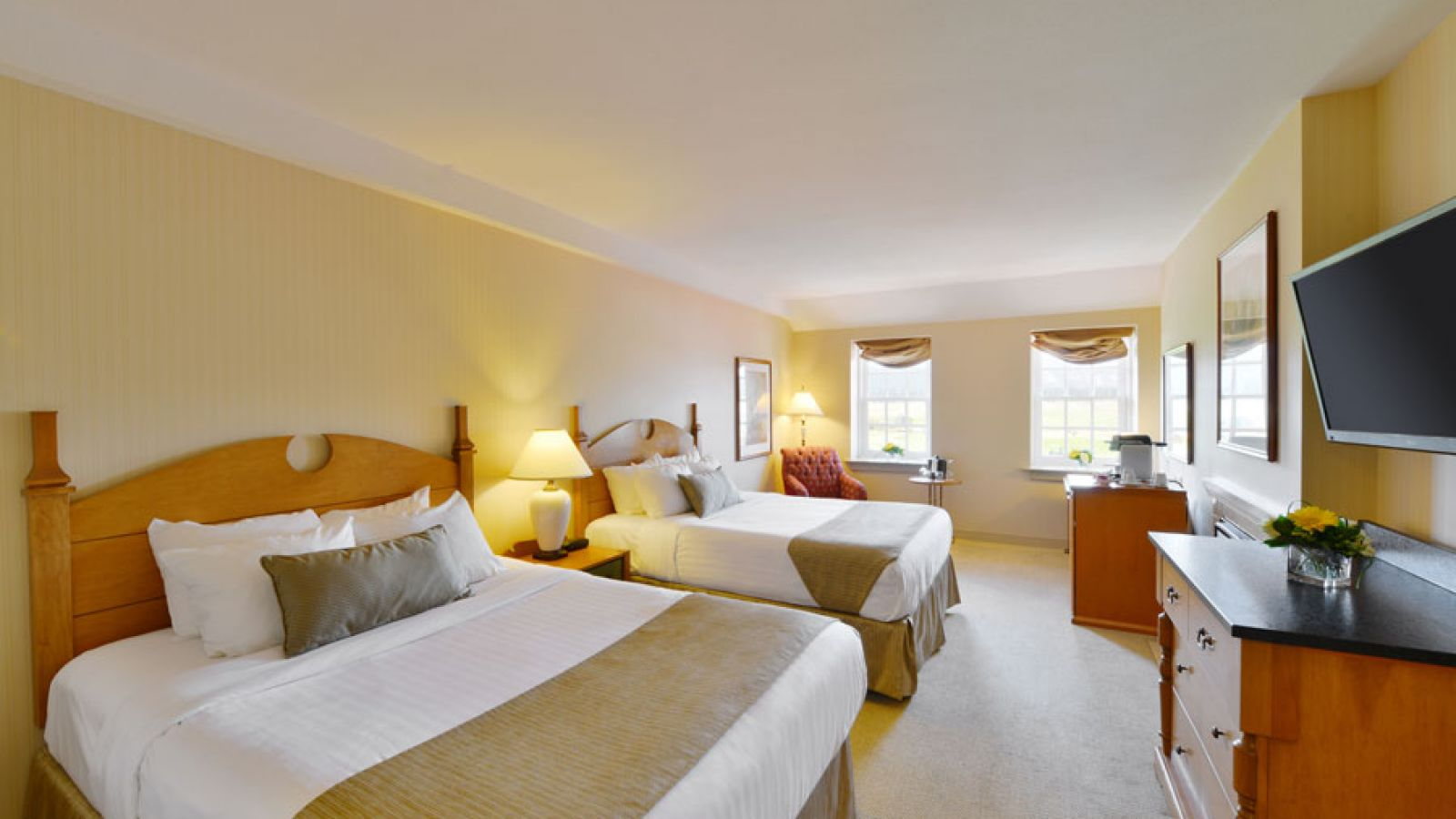 Enjoy a Casino Room Package