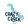 Crazy Creek Waterfalls Suspension Bridge, Hot Pools