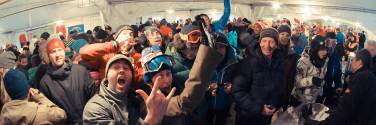 The Influence of Beer Goggles: RED Mountain Resort