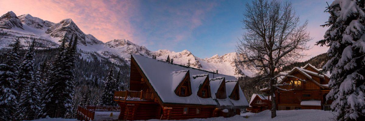 Non-skiers: 5 Ways to Indulge at Island Lake Lodge this Winter