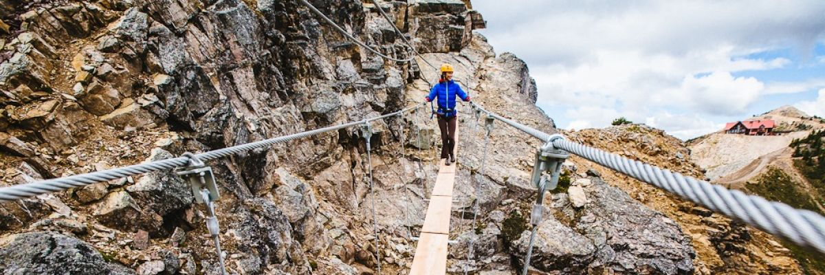 Taking it to the Next Level: Ultimate Adventures in the Kootenays