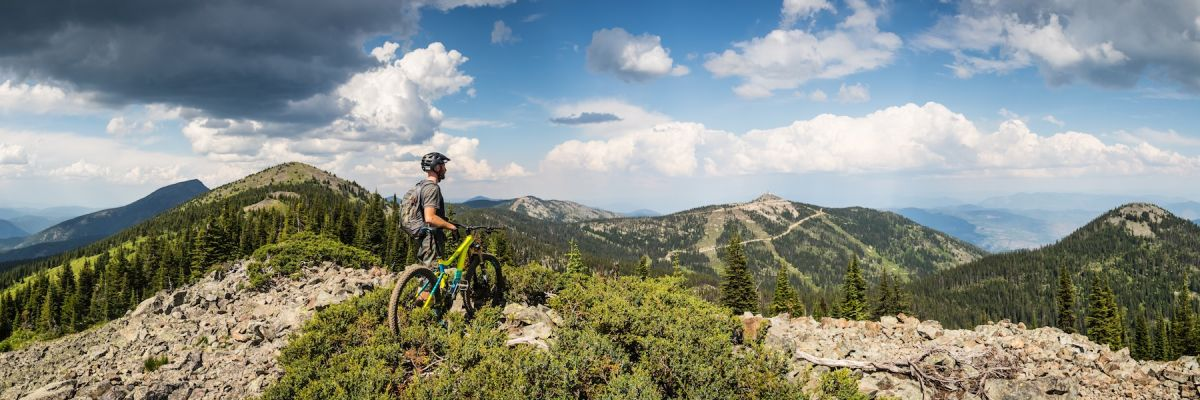 Rossland's Epic Seven Summits Trail