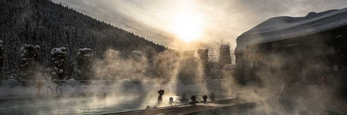 Ski & Soak: Our Top 5 Hot Springs & Hot Tubs along the Powder Highway