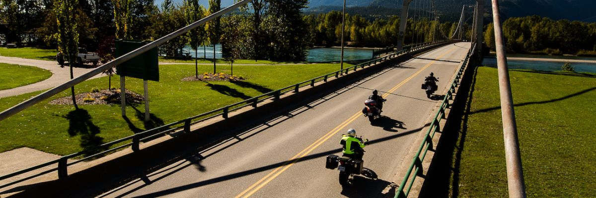Cool Ways to Travel in the Kootenays