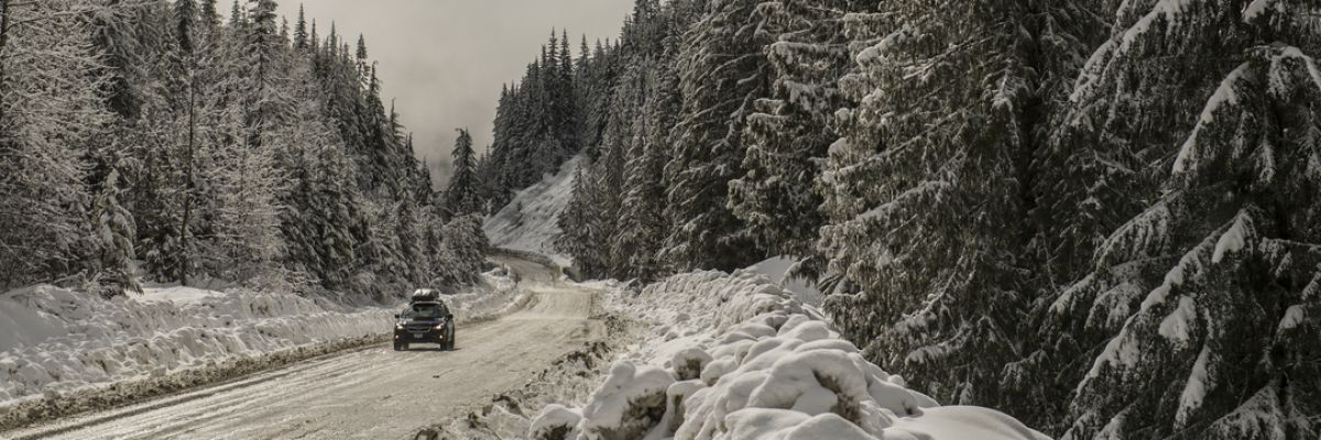 Work and Play on Kootenays' Powder Highway