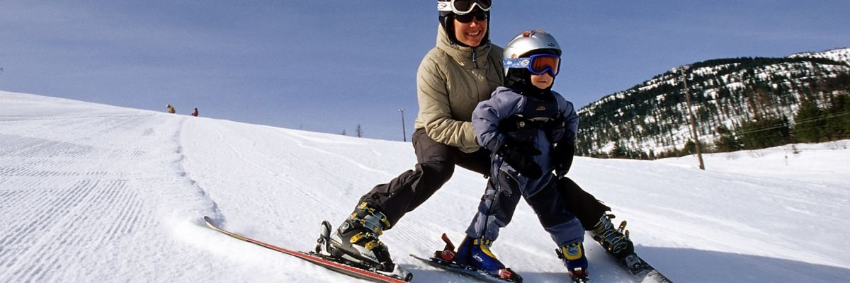 Learn to Ski or Snowboard on the Powder Highway