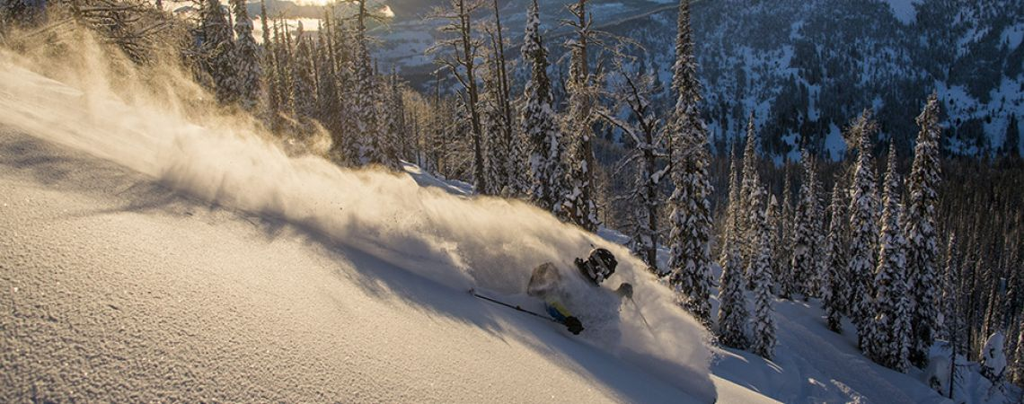 Tour the Powder Highway this winter.