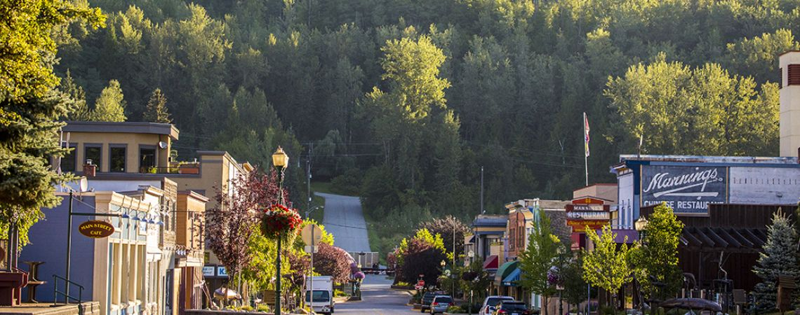 Visit the friendly communities of the Kootenay Rockies, they all have their own story to tell.