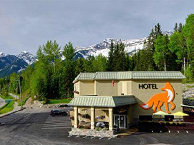 Fernie Fox Hotel – FERNIE