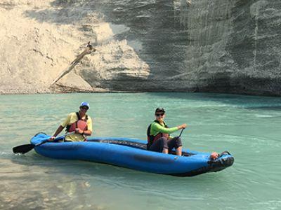 Kootenay Canoe Trip – NIPIKA