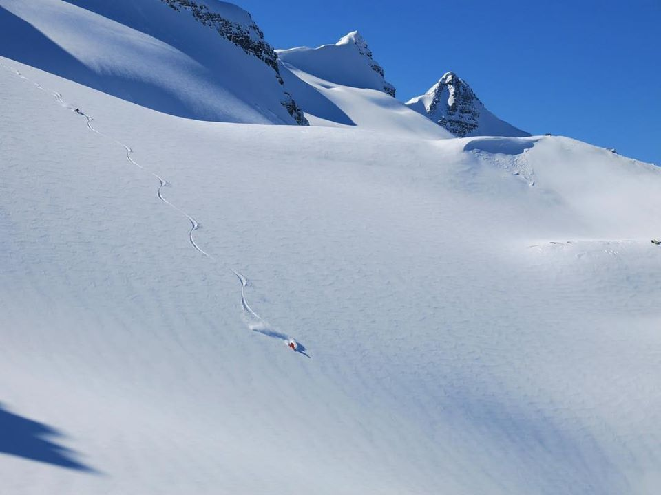 Purcell Heli-Skiing in Golden BC