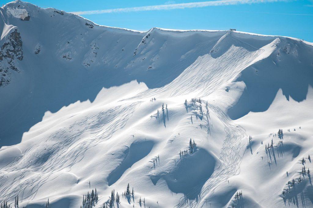 K3 Cat Ski near Revelstoke BC